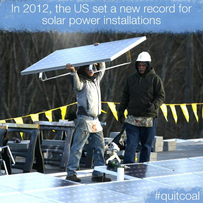 solar news, environmental good news