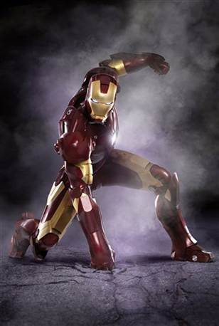 Iron Man AP Press