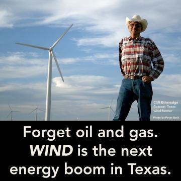 Wind Energy Texas