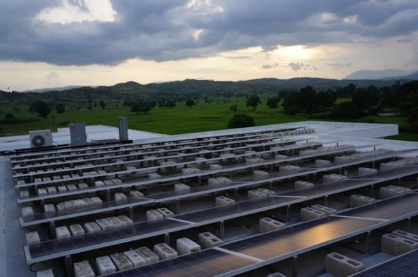 Haiti Solar Powered Hospital