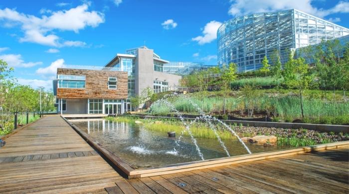 World's Greenest Building- CSL