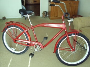 New Belgium Cruiser Bike