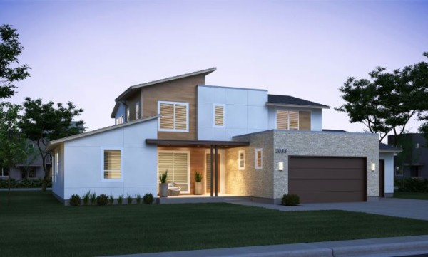 Zero-House, Utah