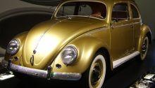 1 Millionth VW Beetle