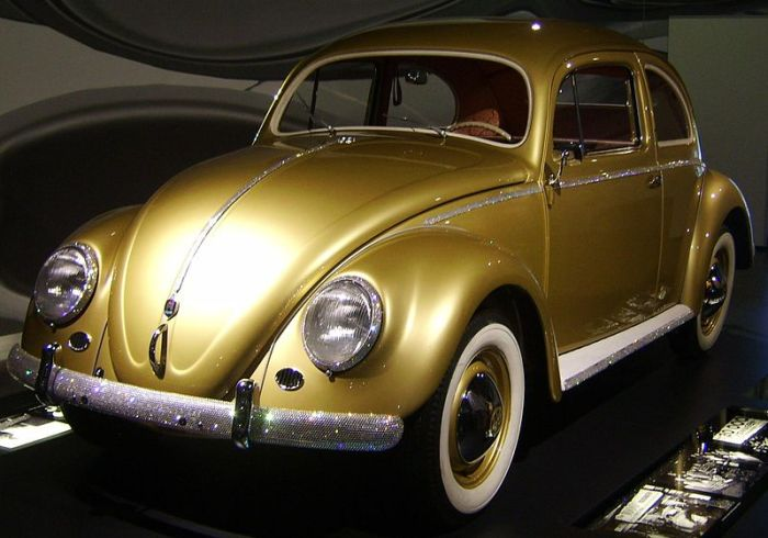 1 Millionth VW Beetle
