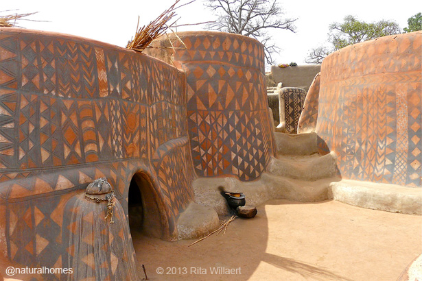 earthen homes