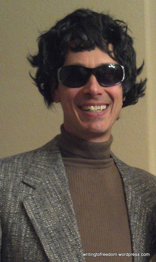 Brad Halloween 2013