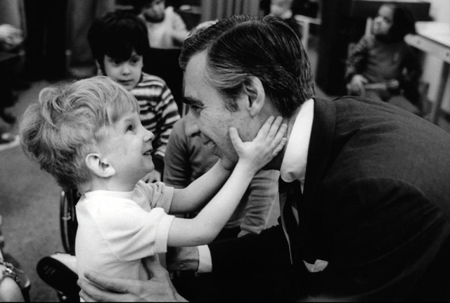Kindness: Mister Rogers style