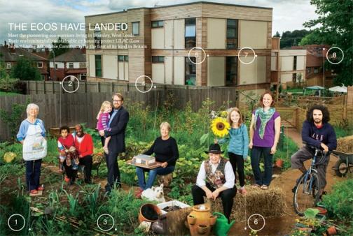 LILAC eco community UK