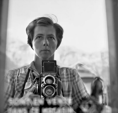 Vivian Maier- Awesome Stories