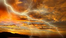Spring Storm, NaPoWriMo, poetry