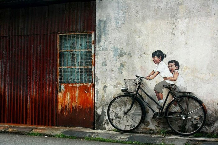 street art, Awesome Stories