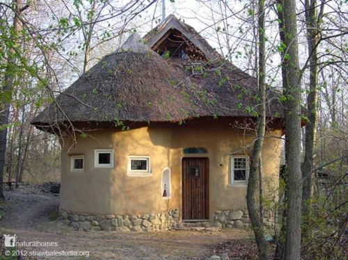strawbale home, Awesome Stories