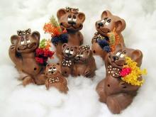 bear family, poetry