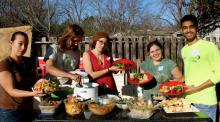Food Sharing Success