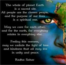 peace, love, oneness, poetry