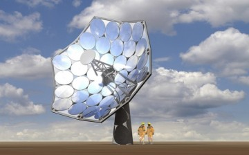 Solar sunflower, Awesome Stories