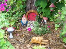 gnomes, humor, poetry