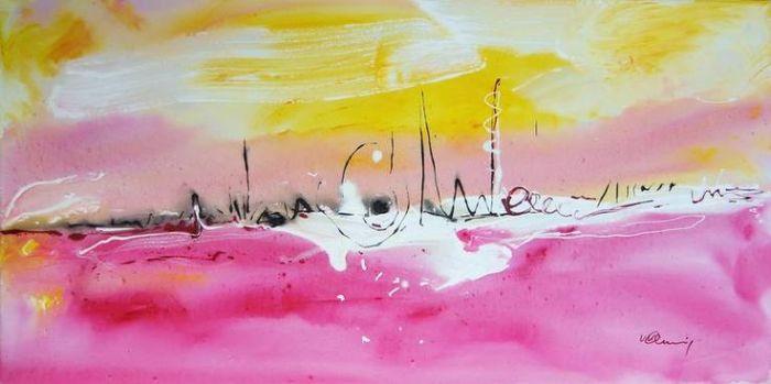 painting, poetry, joy