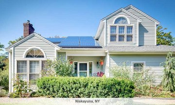 SolarCity solar house, Awesome Stories