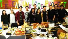food waste, food revolution