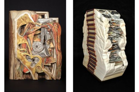 book art, Awesome Stories