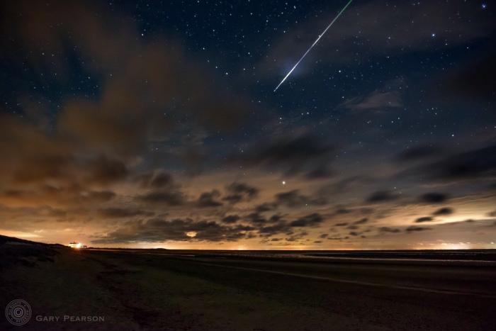 Perseid Meteor Shower, poetry