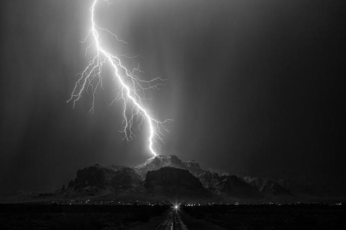 thunder, poetry