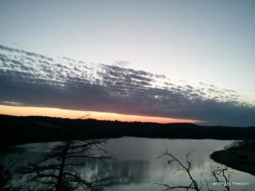 sunset, beauty