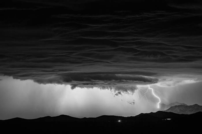 thunder storms, poetry