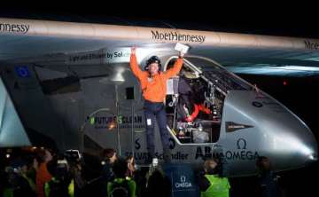 solar plane, Awesome Stories