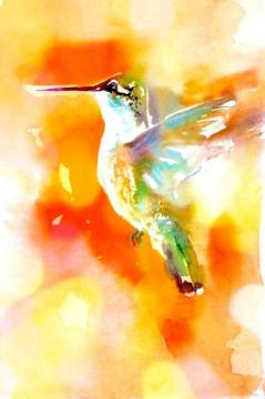joy, hummingbird, poetry