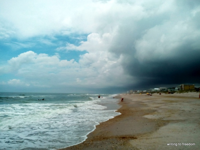 Carolina Beach, storms, weather