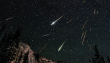 perseid meteor, poetry