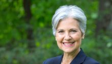 Jill Stein, US Green Party