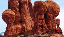 Arches National Park, poetry
