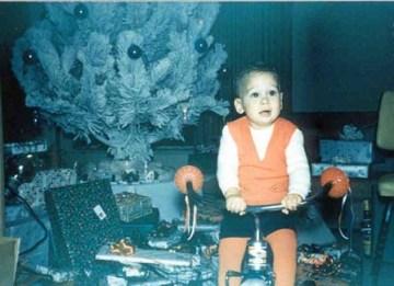 Photo Brad, Christmas 1959
