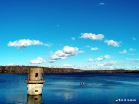 Lake Fayetteville, poetry,