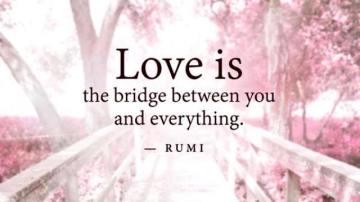 love, Rumi