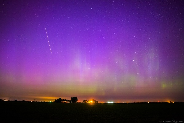 Iowa Aurora, Mike Hollingstead