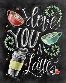 Moka Madness, latte, humor, muse, writing
