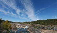 Great Falls, poetry, falling