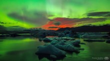 northern lights, poetry