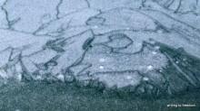 frozen lake, poetry, dreams