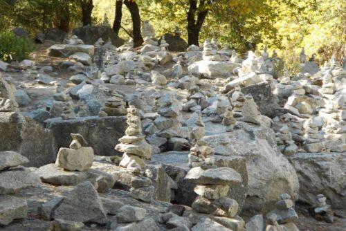 stone stacking nuisance