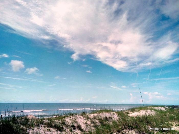 desire, beaches, poetry